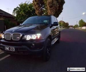 bmw x5 4.4i V8 for Sale