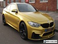 BMW M4 3.0 ( 425bhp  M DCT 2015 - 3k miles - Full M Performance