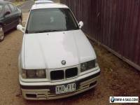 BMW 318i White 1994 Automatic $1200 or best offer