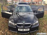 BMW 3 SERIES 320D M SPORT 2008 FSH LOADS OF EXTRAS NO RESERVE