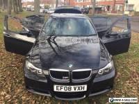 BMW 3 SERIES 320D M SPORT 2008 FSH LOADS OF EXTRAS NO RESERVE