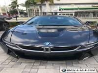 2015 BMW i8 Base Coupe 2-Door