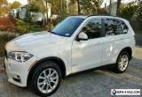 2016 BMW X5 4 DOOR SPORT UTILITY for Sale