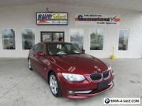 2012 BMW 3-Series Base Coupe 2-Door