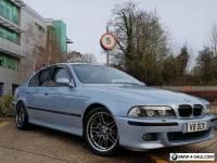 BMW e39 M5 Silverstone Metallic