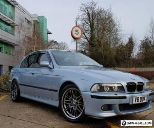BMW e39 M5 Silverstone Metallic for Sale
