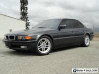 2000 BMW 7-Series SPORT M