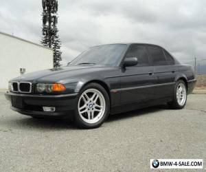 2000 BMW 7-Series SPORT M  for Sale