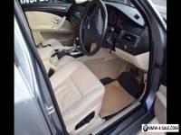 2008 BMW 525D SE AUTO Low mileage