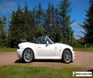 BMW Z3 3.0 Alpine White with Hardtop for Sale