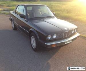 1987 BMW 3-Series Base Convertible 2-Door for Sale
