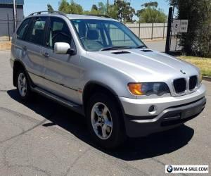 2003 BMW X5 E53 175kms 5 Spd A 3.0L CHEAP CLEAR TITLE LIGHT HAIL NO RESERVE  for Sale