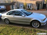 Silver 318CIES Sport BMW - *Excellent condition, low mileage, 12 months MOT*
