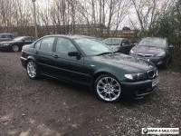 BMW 2.5 325i SPORT 4dr 2003