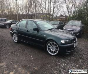 BMW 2.5 325i SPORT 4dr 2003 for Sale