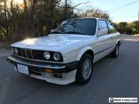 1988 BMW 3-Series 325is