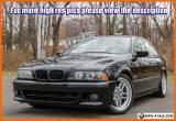 2003 BMW 5-Series Ia for Sale