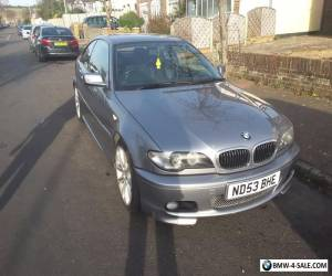BMW 325ci - M SPORT - Low Mileage with FSH for Sale