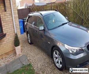 bmw 520d  2006 FSH  for Sale
