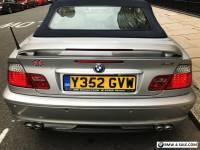 2001 BMW 3-Series Sport