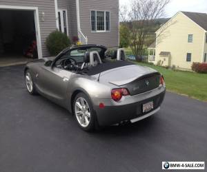 2004 BMW Z4 Roadster for Sale