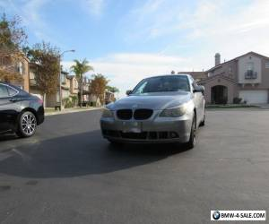 2004 BMW 5-Series 525i for Sale