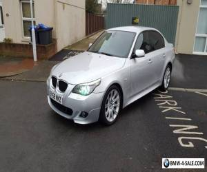 Bmw 520d e60 lci MSPORT for Sale