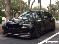 2010 BMW 5-Series 550i GT