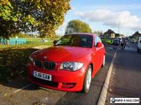 BMW 116D SE 2011