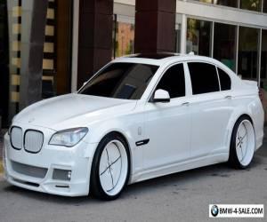 2012 BMW 7-Series 750LI for Sale