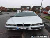 BMW  520I SE Automatic 4 Door Saloon Petrol