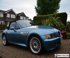 1998 BMW Z3 1.9 Roadster 2dr Low Mileage for Sale