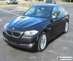 2012 BMW 5-Series Base Sedan 4-Door for Sale