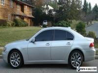2006 BMW 7-Series LUXURY PACKAGE