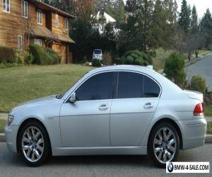 2006 BMW 7-Series LUXURY PACKAGE for Sale