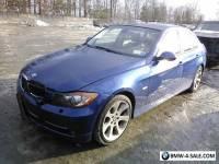 2007 BMW 3-Series XI