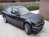 BMW e38 750iL V-12 1995