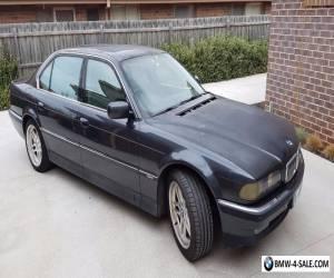 BMW e38 750iL V-12 1995 for Sale