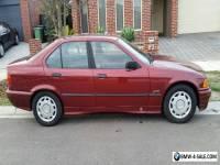 1993 BMW 318i.  E36 Sedan 4dr Auto 4sp 1.8i