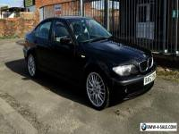 BMW 316I SE M SPORT ALLOYS AND LEATHER INTERIOR FACELIFT E46 SALOON
