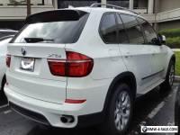 2012 BMW X5 xDrive35i Sport Utility 4-Door Premium SUV