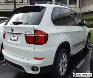 2012 BMW X5 xDrive35i Sport Utility 4-Door Premium SUV for Sale