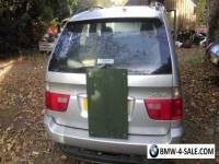 bmw x5.no gear box.spares or repairs
