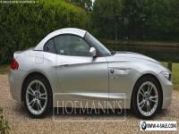 2009 BMW Z4 SDRIVE30I AUTO SILVER