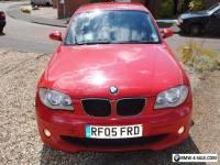 BMW 120D Sport 5dr HATCH 2005 FSH
