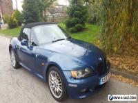 2000 BMW Z3 BLUE