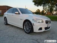 2013 BMW 5-Series Base Sedan 4-Door