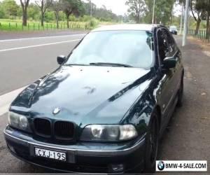 NO RESERVE! BMW 535i 4DR Sedan - TAN LEATHER, 175300 KM for Sale