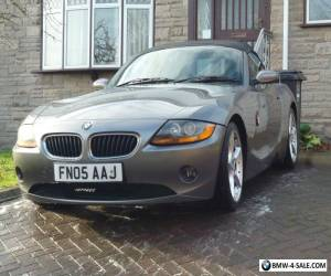 BMW Z4 Roadster 2.5 190bhp Manual for Sale