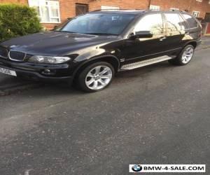 """bmw x5 3.0 sport diesel 20"""" alloy (rear dvd) for Sale"""